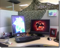 My Monitor Setup