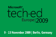 TechEd_Europe_2009